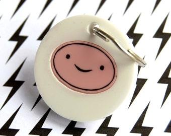 Adventure Time Keyring Keychain