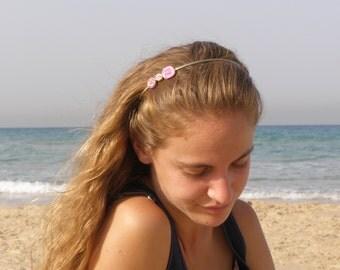 Womens Headband / Headband / Adult Headband / Gift for Her / First Anniversary Gift / 1st Anniversary Gift / Hair Accessories / Handmade /