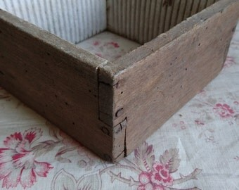 Rustique antique French farmhouse wooden cheese mould c1850 FARMHOUSE CHIC