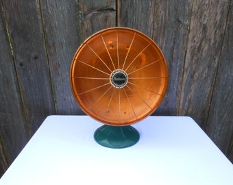 Vintage Heatmaster Copper Heater