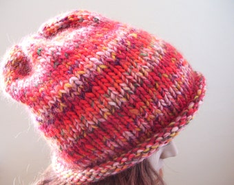 Wool Knit Hat