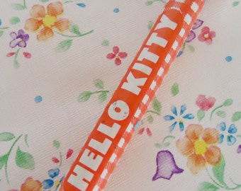 Vintage Hello Kitty Sanrio kawaiiii Pencil.1985
