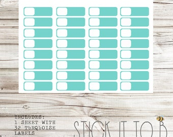 turquoise labels (1027)