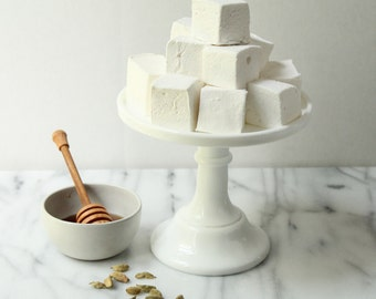 Cardamom and Honey Marshmallows 16 pieces