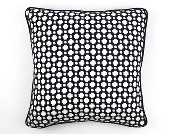 Celerie Kemble Schumacher Betwixt Knife Edge Pillows (both sides -comes in 16 Colors)