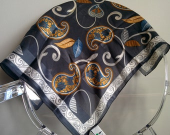 Vintage Symphony Scarf - Made in Italy