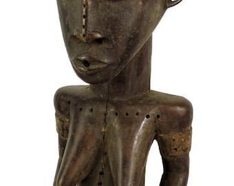 Bakongo Kongo Pregnant Female Angola African Art 100843