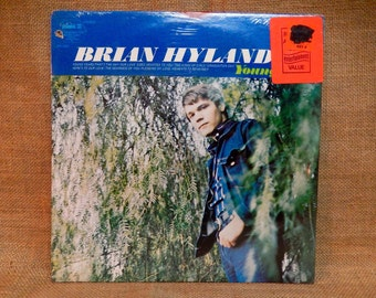 SEALed...Brian Hyland - Young Years - 1970s Vintage Vinyl Record Album