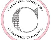 Custom Listing for Amy- 4 Dozen Mermaid Themed cookie nibbles