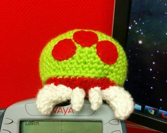 Super Metroid Plush
