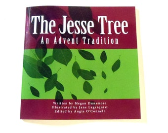 Jesse Tree Book for Advent