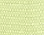 Little Ruby Green Little Bliss Dot by Bonnie & Camille for Moda