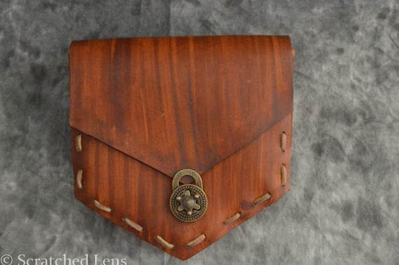 Leather Belt Pouch Patterns