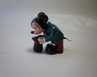 Vintage 1940's Disney Bobble Head Micket Mouse
