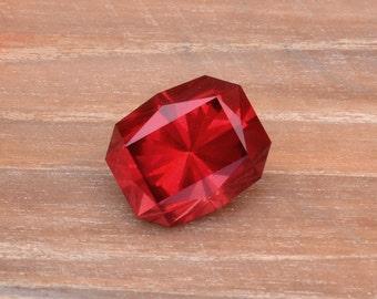 Red Rhodolite Garnet
