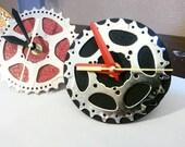 Bike Gear Desk Clock - CLOCK03
