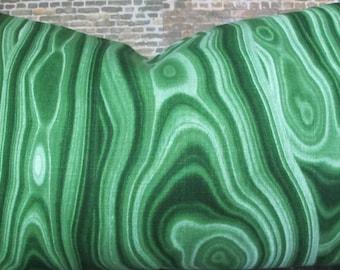 Designer Pillow Cover - 10 x 20, 12 x 16, 12 x 18, 12 x 20 - Dwell Studio Malakos Machalite
