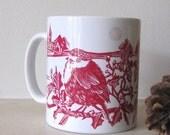 Robin Ceramic Mug