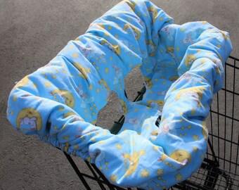 Baby Boy Shopping Cart Cover #23B-945