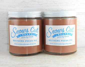 Southern Pecan Pie Soy Candle - Fall Collection