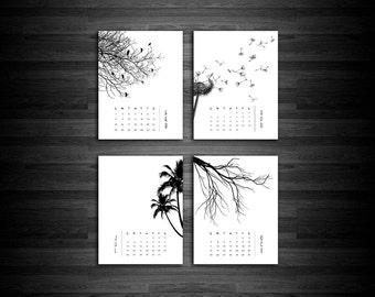 2016 Trees Calendar
