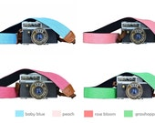 iMo pure color camera strap suits for DSLR / SLR with Quick Release Buckles