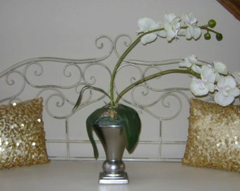 Potted Silk Orchid