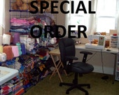 Special order for Barbara Only