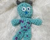 Sully stuffed doll
