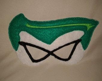 Joker Felt Mask