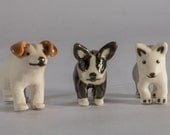 Custom Porcelain Dog Miniature Based on Your Photos