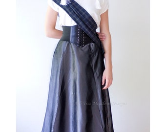 Highland Lass Dress, RTS, XS, Scottish Highlands, Highland Renaissance, Scottish Outfit, Brave, Brave Dress, Scottish Hills, Custom