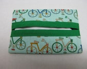 Bicycles Tissue Holder (Cozy)