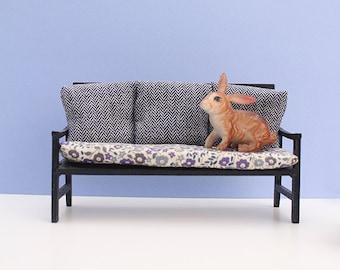 DIY Danish Modern Sofa