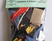 Ultrasuede Snippets 'n Scraps Package