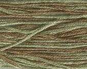 CELADON 1261 Weeks Dye Works WDW hand-dyed embroidery floss cross stitch thread at thecottageneedle.com
