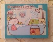 NEW Japanese Zakka Paper Book Sumikko gurashi House C