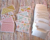 Little Note Cards and Envelopes  Set of 12  Package  #2