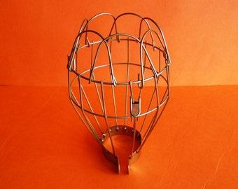 Steampunk Light Bulb Cover