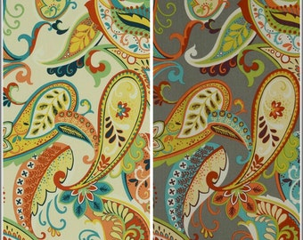 Custom Cafe Curtain Paisley Cafe Curtains Covington Whimsy Kitchen Cafe Curtain Cafe Curtain