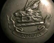 Antique Wild Boar Bottle Stopper Cork Gordon at Gothic Rose Antiques