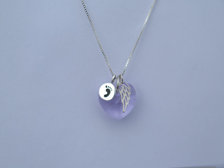 Miscarriage jewelry lilac miscarry jewelry miscarrige gallery photo gallery photo gallery photo aloadofball Choice Image