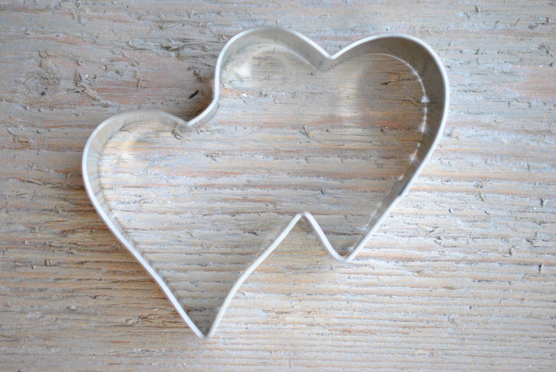 Double Heart Cookie Cu...
