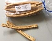Chicken & Cheese Cracker Sticks - All Natural Dog Treats, 12 sticks per package - Crispy Cheesy Sticks - Breakable Treats for Training