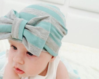 baby hat, newborn baby hat, baby girl hat, hospital newborn hat, baby bow hat, baby hat for girls, hospital baby hat girls