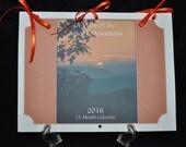 2016 Smokey Mountain Sunrise Calendar