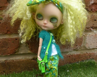 Blythe Sweet Summer Holiday Outfit (BD10816)