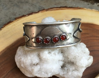 I Want to Leave Cuff Bracelet