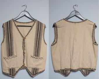 SML | Wool Vest