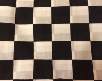 One Checkered panel. Ready to ship.